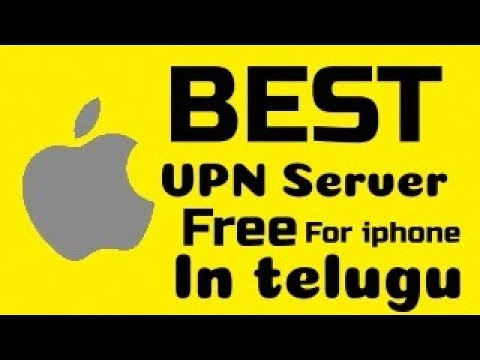 Top Rated BEST VPN Service 2018 for iOS and Android - FAST & EASY VPN! in Telugu...... (HTDT)