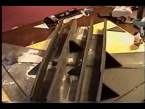 SU-37 Parkjet build video