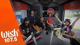 "Mojofly performs ""Mata"" LIVE on Wish 107.5 Bus"
