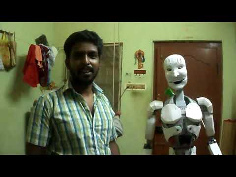 2.0 robot model in india