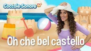 Oh che bel castello + altre canzoncine - Balliamo con Greta - Canzoni per bambini di Coccole Sonore