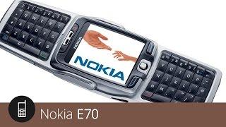Retro: Nokia E70