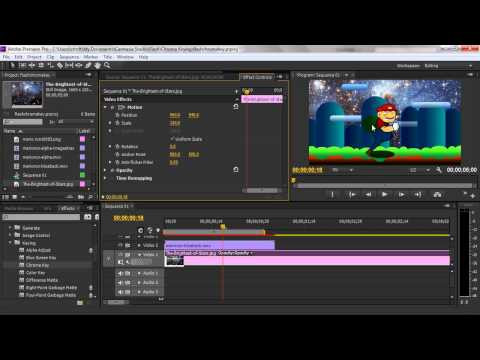 Creating an Alpha Channel for Flash Animations