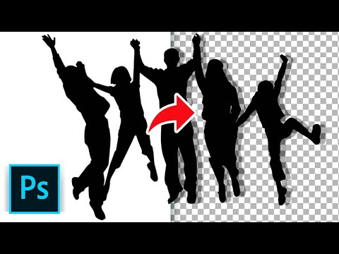 How to Save Image with a Transparent Background in Photoshop CS6