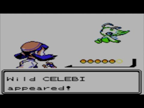 Pokemon Crystal 3DS VC: How To Get Celebi