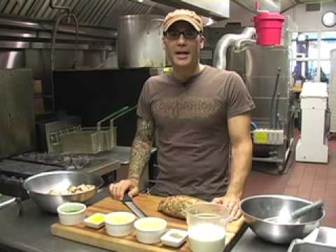 The Bread Guy - Delicious Recipe for Homemade Stuffing!