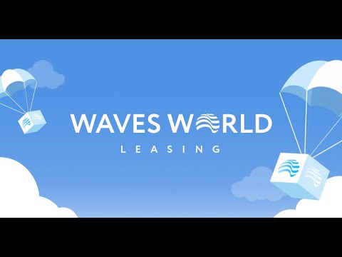 Waves World Node Token Airdrop | Waves Platform For Mobile