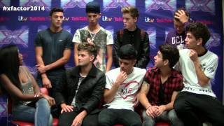Download X FACTOR 2014: New boy band on bootcamp & judges houses! Video