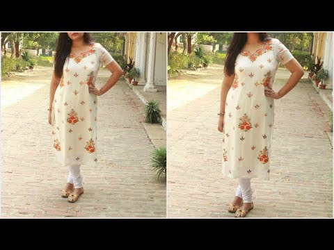 How To Make Inner / Slip For Kurti | Easiest Way To Make