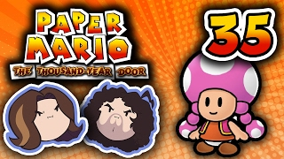 Paper Mario TTYD: Flubmasters - PART 35 - Game Grumps