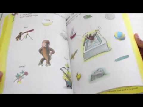 Curious George Workbook Finished by Age 5