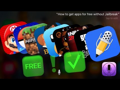 How To Get Paid Apps For Free iOS 9/10/11 (without Jailbreak) - *SEP 2017*