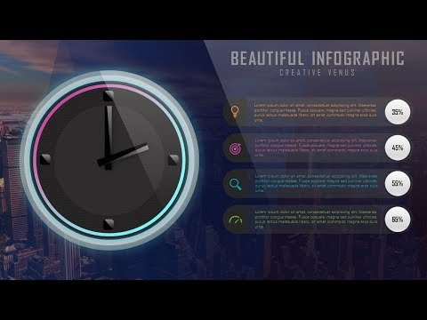 How To Design Beautiful Business TimeLine Infographic in Microsoft Office 365 PowerPoint PPT