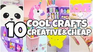 Download 10 COOL CARDBOARD CRAFTS YOU MUST TRY-EPIC things to do WHEN YOU ARE BORED Video