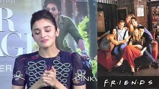 Alia Bhatt would cast these actors if F.R.I.E.N.D.S were to be remade in Bollywood!