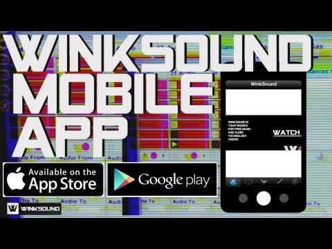 WinkSound Mobile App | Free Download