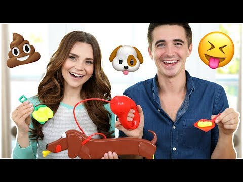 TRYING THE DOGGIE DOO GAME /w Donal Skehan!