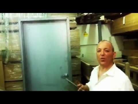 New Doors In A Snap -- Metal Door Covering System