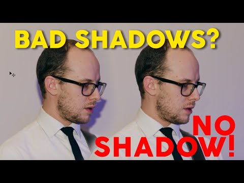 How to quickly and easily remove shadows in Photoshop