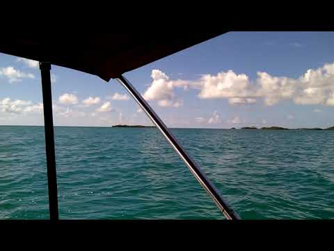 Rented a boat in La Parguera Puerto Rico 3 months after Hurricane Maria.