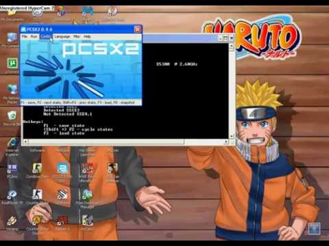 PCSX2 Full Speed (PS2 Emulator) 55 FPS (HD) Windows 7 Supported
