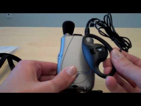 Pocketalker Ultra Demo