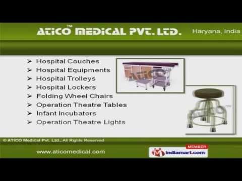 Hospital & Laboratory Instruments by ATICO Medical Pvt. Ltd[Ambala Cantt], Haryana