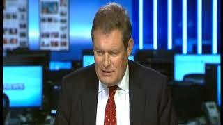 Sky News Jon Craig loses his mind live on air