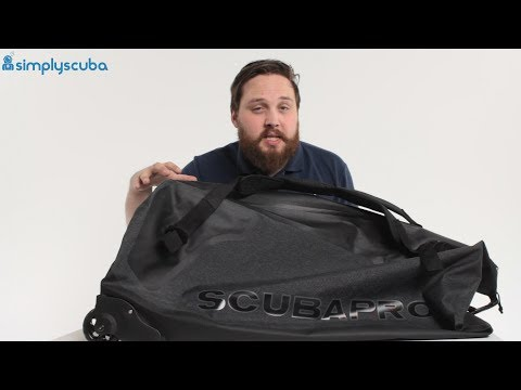 Scubapro Dry 120 - www.simplyscuba.com