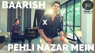 Baarish - Half Girlfriend | Pehli Nazar Mein - Atif Aslam (Singh