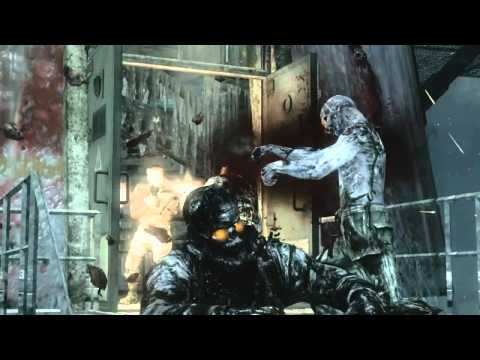 New! Black Ops Zombies: Call Of The Dead Gameplay! Breakdown Trailer 1/2 !