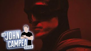 First Video Of Robert Pattinson's The Batman Released - The John Campea Show