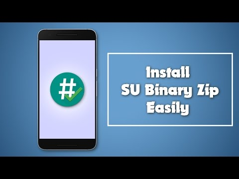Install SU binary in your any Android device.