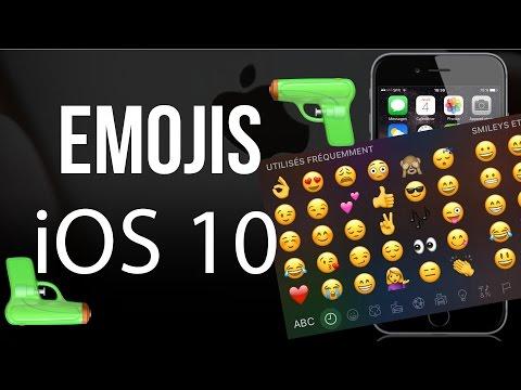 Comment installer les nouveaux Emojis iOS 10 sur iOS 9 Jailbreak