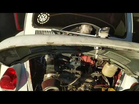 Subaru beetle vacuum problem