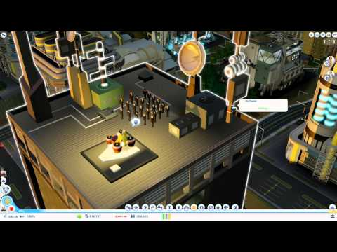 Simcity 2013 | Capture Dr. Vu