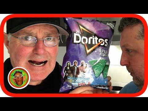 Doritos Super Nova | Guardians of the Galaxy | Review