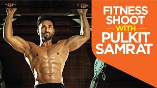 Fitness Photoshoot with Pulkit Samrat | Pulkit Samrat steamy hot Photoshoot | Filmfare Fitness