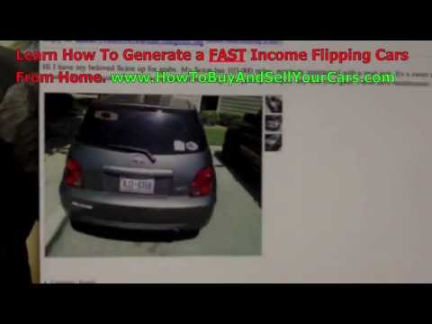How To Buy And Sell Used Cars Off Craigslist