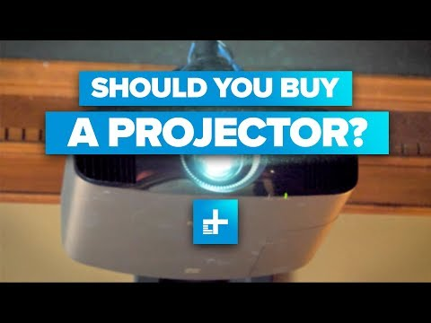 Home Theater Advice: Should you buy a projector?