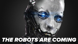 Robots Are Taking Your Job