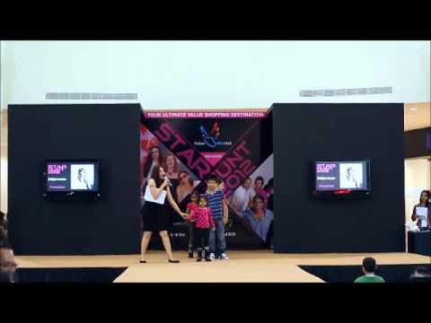 Dubai Outlet Mall's STAR HUNT finale fashion show