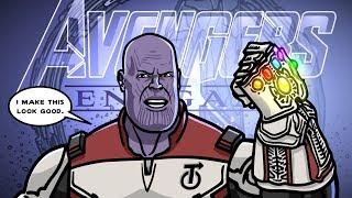Download Avengers Endgame Trailer Spoof - TOON SANDWICH Video