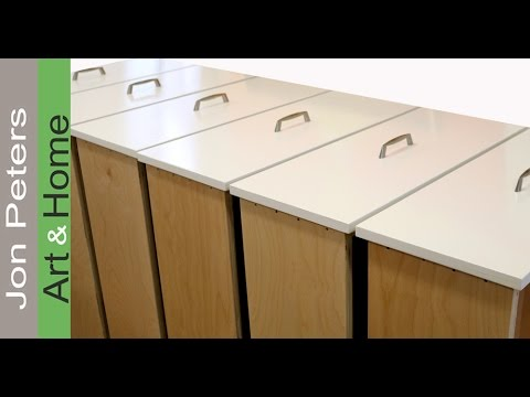How to Install Drawer Hardware Perfectly Straight
