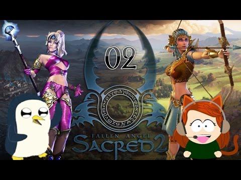 Let's Play Together Sacred 2 [02] Stahlnasen Ernie