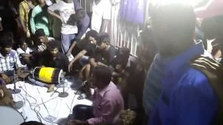 Chennai Gana chetpet (thala Mannu & Bujji )Gana  song singing by Dolak Jagan