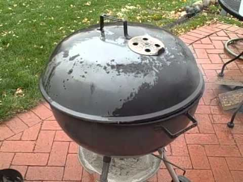 How to Grill & Smoke a Turkey Breast on a Kettle Grill