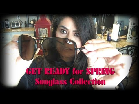 SUNGLASS COLLECTION - Quay, Coach, Vince Camuto, Ray-ban | Cost & Where to buy! | FASHION
