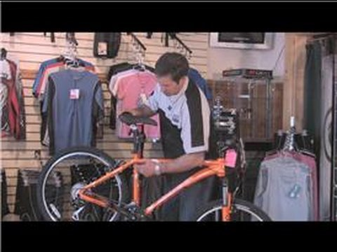 Bicycle Parts & Maintenance : How to Measure for a Mountain Bike Frame
