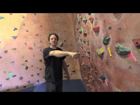 Forearm Stretches for Climbers